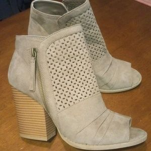 Altar'd State Heeled Booties Size 8.5